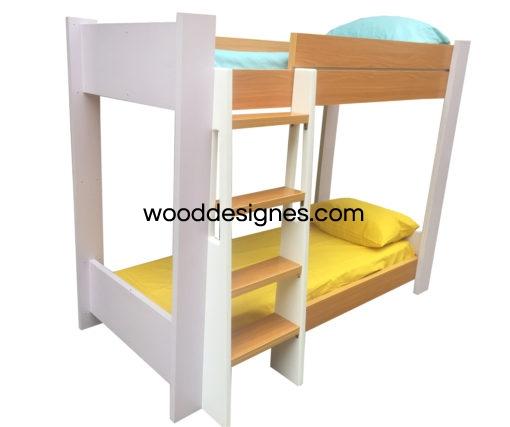 Juniper bunk bed(Golden-brown and Gray), 150,000